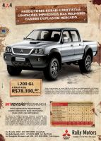 L200 Outdoor by gu-i
