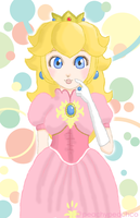 Smash Bros Peachy! by peachco