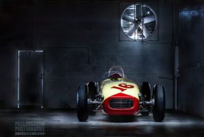 Watson Roadster by eviolinist
