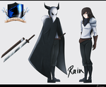 Rain [Ref Sheet] by Komiya-chan