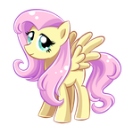 Fluttershy by AngieR3741