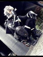 Rising Raiden Cosplay It's my Nature by Moin2D