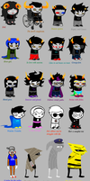 Homestuck According To My Father by PeachesHamster