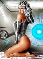 Disc of Tron by Lannytorres