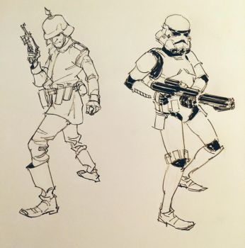 Stormtroopers by wi-flip-ff