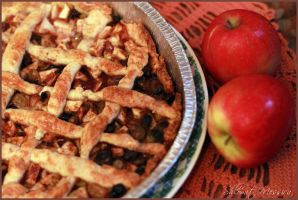 Apple pie by ShlomitMessica