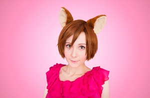 cat cosplay by tomtitRin