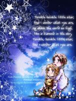APH: Hello Little Star by ryuusei-illusion