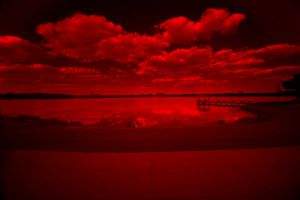 Lake of blood by lambofdave