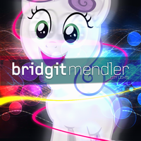 Bridgit Mendler - City Lights (Sweetie Belle) by AdrianImpalaMata