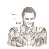 Loki was a king by benedictacullen
