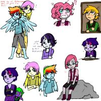 Bronykids by LadyDarthorn