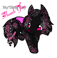 Thank You - HachiTheWolf by Whispered-Time