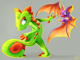 Yooka-Laylee! by Invidiata