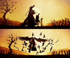 Harrypotter and the Deathly Hallows by Minasitirith
