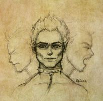 Cerber Humanize - unfinished. by Krinna