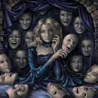 Shop of Masks by Candra