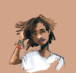 Jaden Smith by BreannaBoop