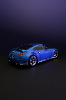 RC 350Z by REIGNftSOLDIER