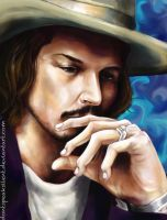 Depp - collab with Zara by DontSpeakSilent