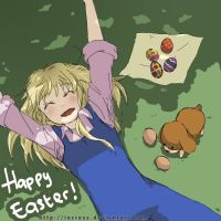 Easter 2011 by Incross