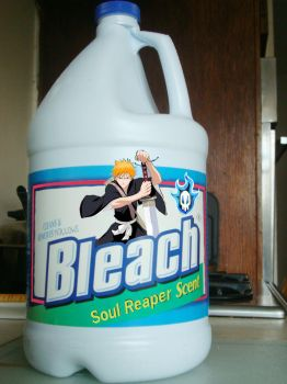 Bleach by MasterSwordsmen1