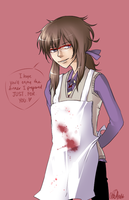 Hatoful Boyfriend - Dinner is Served... by the-star-samurai