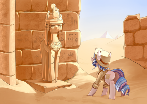 Cleopona by Underpable