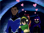 Aqualad's Fangirls by touch-of-jade