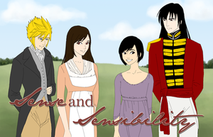 Sense and Sensibility - FFVII by bechedor79