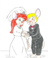 Mice KR Wedding by Jose-Ramiro