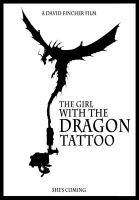 The Girl with the Dragon Tattoo poster by DarioPC17