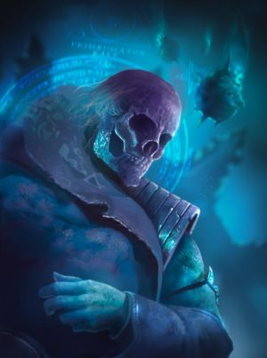 Lich by icerow