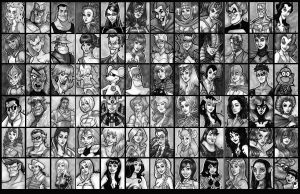 The Sketchcard Initiative by BigChrisGallery