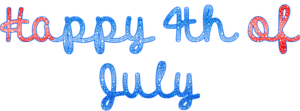 Late Happy 4th of July by MaddieLovesSelly