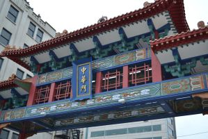 Chinatown Arch by Singing-Wolf-12