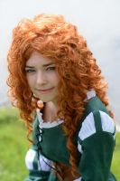 Merida - EFF 2013 by MicheSpade