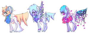 Pony Adopts *Shinrin Closed Species* *New price* by ShooSpectrum