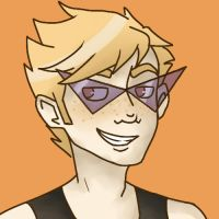 Dirk Strider by spanabanana