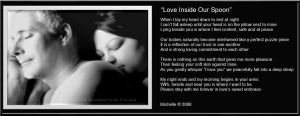 Love Inside Our Spoon by VisualPoetress