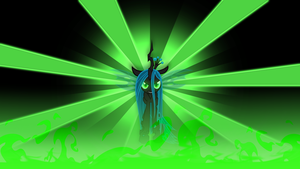 Queen of the Changelings - Wallpaper by Clone26