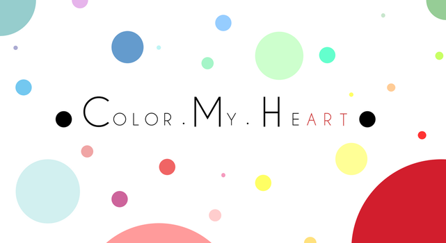 Fan-fiction #3 - Color My Heart by KelvinT15