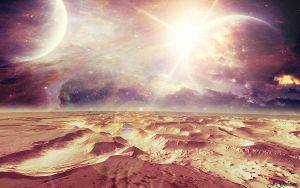 View From Mars by Dasha444