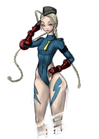 Cammy by abandonedpencil