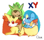 XY by chibitracydoodles
