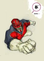 CaptainBritain by 600poundgorilla