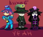 Canes n Hats n Stuff by Helix-Wing