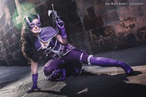Victorian/Steampunk Huntress Cosplay by EntropyCosplay