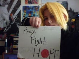 prayers from cosplayers by narupikalover