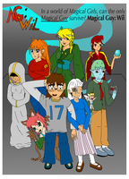 MGW Cast 2008 by WILIZIN